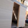 opgeknapte trailer bacodeck bamboe composiet